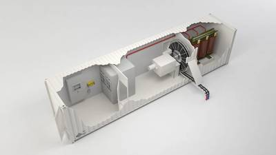 SAMCon solution with a step down transformer