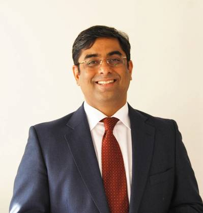 Sandeep Sharma, RGB finance director