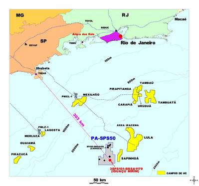 Santos Basin pre-salt