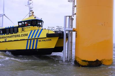 SC Falcon (Photo: Volvo Penta)