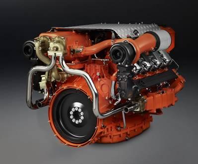 Scania New 16-Liter