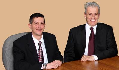 Scott Poggi and Bill Hayes (Photo: Retlif)