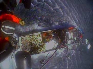 Screenshot from USCG video