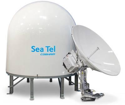Sea Tel 6012