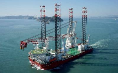 Seajacks Scylla (Photo: Seajacks)