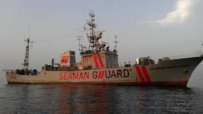 'Seaman Guard Ohio': Photo courtesy of AdvanFort