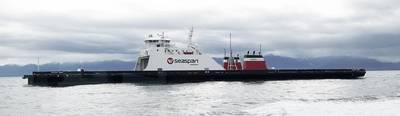 Seaspan Swift (Photo: Seaspan Ferries Corporation)