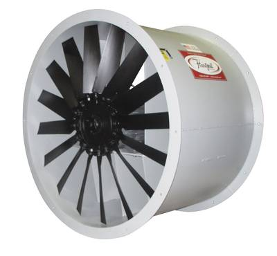 Series 44 Ductaxial Fan