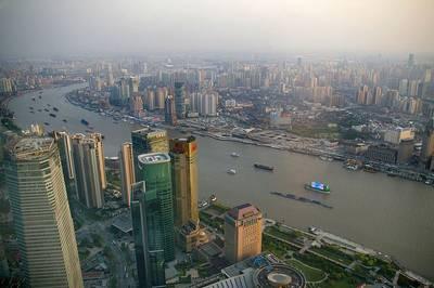 Shanghai: Image credit Wiki CCL