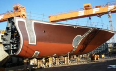 Shipbuilding image courtesy of Ardmore