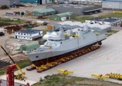 Sigma-class Frigate: Photo credit Damen