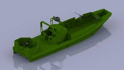 Silver Ships Riverine Patrol Boat (RPB)