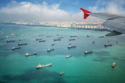 Singapore port - Image by anekoho / AdobeStock