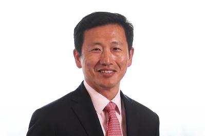 Singapore Transport Minister Ong Ye Kung