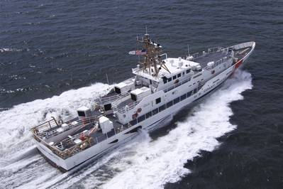 Sister Ship of the JOSEPH NAPIER, MARGARET NORVELL operating in the U.S. Gulf of Mexico.