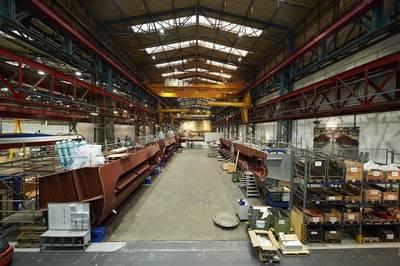 SKF increased production capacity (Photo: SKF)