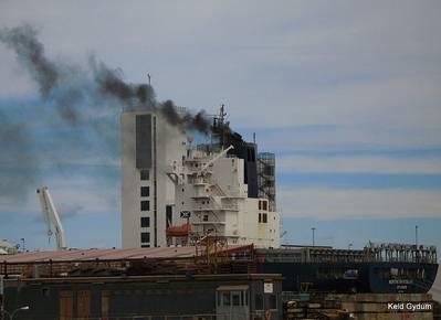 Smoking funnel: Photo Wikimedia CCL