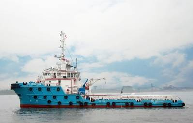 SMS Endeavour: Photo credit Guangdong Yuexin Ocean Engineering Co