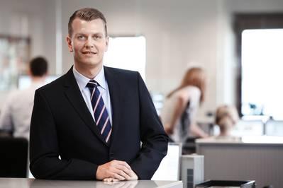 Søren Mikkelsen, Bunker Trader, A/S Dan-Bunkering.