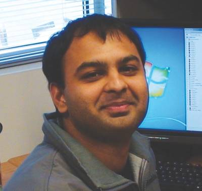 Srihari Gowri Shankar, Markey Design Engineer.