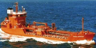 Essenberger Chemical Tanker: Photo courtesy of Essberger Group