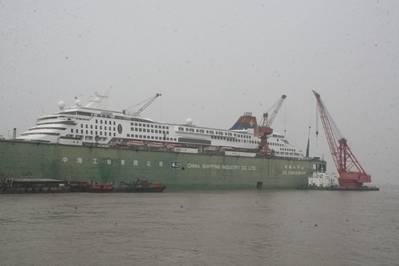 'Star Gemini' Repair: Photo credit CIC Shipyard