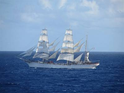 Statsraad Lehmkuhl (Photo: Rolls-Royce)