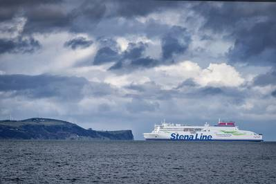 Stena Edda (Photo: Stena Line)