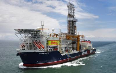 Stena Forth. Photo: Stena Drilling