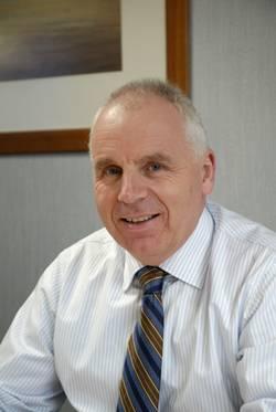 Steve Walker, SBS Worldwide Group Chairman