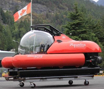 Stingray 500 (Photo: Aquatica)