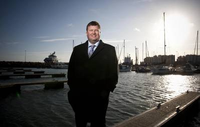 Stork Technical Services Subsea Director, Roddy James, predicts significant global growth in 2012 and beyond.