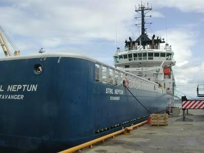 Stril Neptun. Image: Simon Møkster Shipping