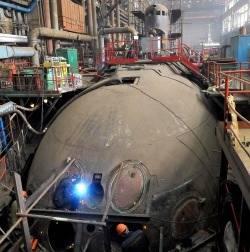 'Submarine Kaluga': Photo credit Russian Navy