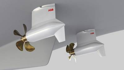 Suitable both for newbuilds and retrofitting, ABB Ability OptimE is the latest example of the growing number of ABB Marine & Ports 'Bridge to Propeller' integrated solutions for ships, which include bridge control, sensors, digital reporting, automation and propulsion technology. (Image: ABB)