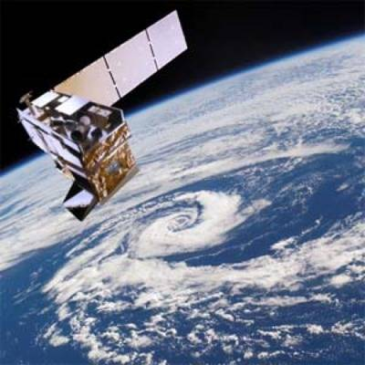 Suomi NPP: Image credit NOAA
