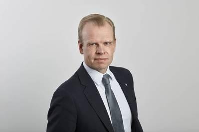 Svein Tore Holsether (Photo: Fotograf Ole Walter Jacobsen / Yara)