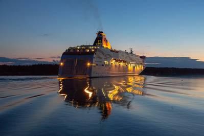 Tallink Grupp's Baltic Queen: © Marko Stampehl, Photographer; Photo Courtesy: Tallink Grupp