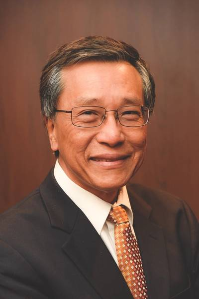Tan Sri Kt Lim (Photo: Genting Hong Kong)