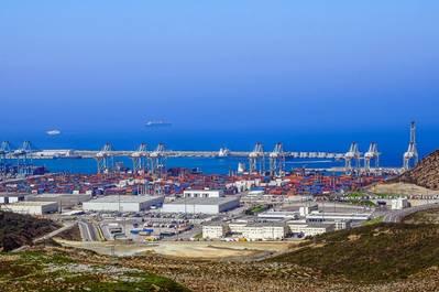 Tanger Med Port - Credit: Pierre-Yves Babelon