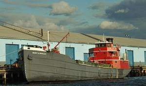 Tanker Mary A. Whalen (Photo: PortSide New York)