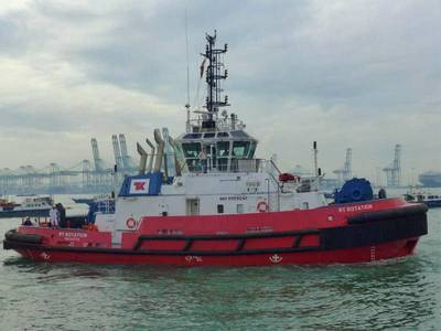 Teekay KOTUG: Photo credit Teekay Shipping