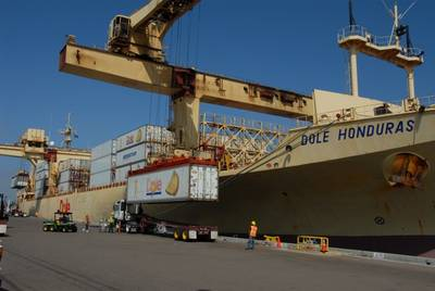 Tenth Avenue Marine Terminal (Photo courtesy of the Port of San Diego)