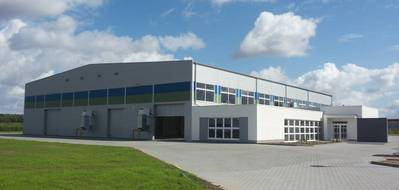 The acquisition covers the Tritec Production steel fabrication, engineering and construction facility in Redzikowo, Poland, which has been supporting Vestdavit as its principal davit assembly partner for more than a decade. (Photo: Vestdavit)