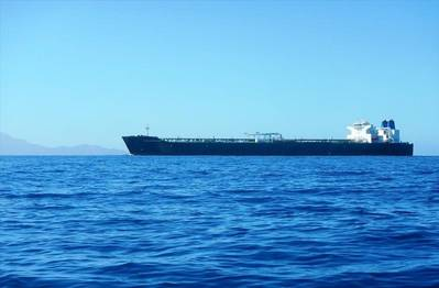 The Alaskan Fronteir is one of several Jones Act tankers currently in layup (© Charles Foster / MarineTraffic.com)