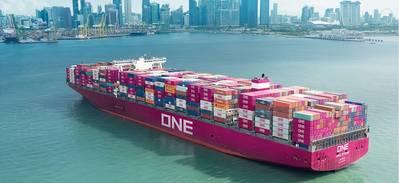 THE Alliance partner Ocean Network Express(ONE)