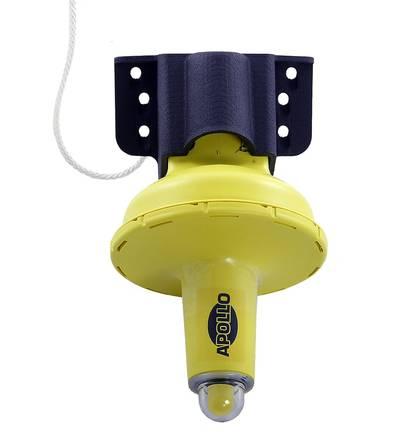 the Apollo lifebuoy light