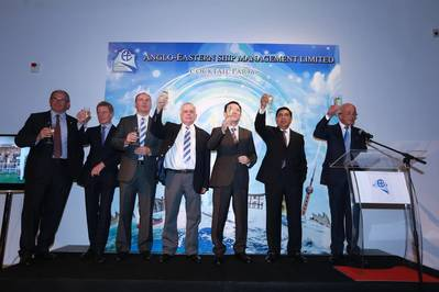 Anglo-Eastern Celebrates 40Th Anniversary