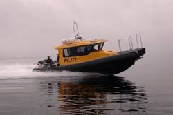 the DALTON PURSUIT will provide commercial transport service for crew and small supplies.