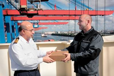 The demand is growing for Logwin´s Ship Parts Logistics